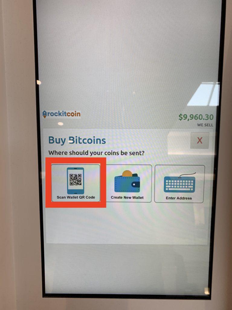 Send Bitcoin At