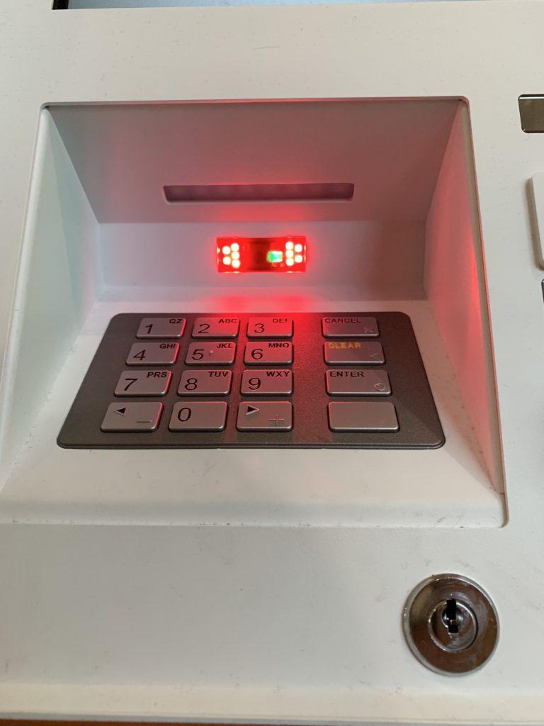 Scan Your Wallet QR Code